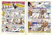 Southern Fried Fugitives NickMag comic April 1998