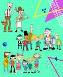 Hey Arnold Cast