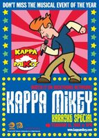 Nicktoons Network Kappa Mikey Karaoke Print Advertisement