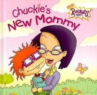 Rugrats Chuckie's New Mommy Book