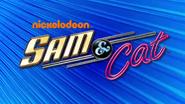 Sam & Cat Title Screen