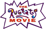 The Rugrats Movie transparent logo