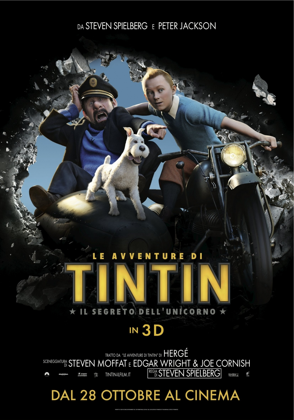 image - 936full-the-adventures-of-tintin-poster | nickelodeon