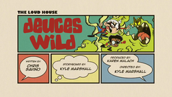 Deuces Wild Title Card