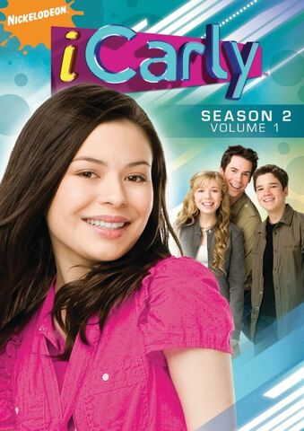 File:ICarly Season2 Volume1.jpg