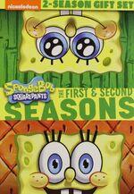 SpongeBob The First & Second Seasons