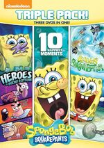 SpongeBob Triple Pack 3