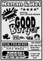 Good Burger Movie ad