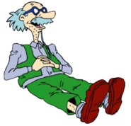 Grandpa Lou Pickles-Relaxed