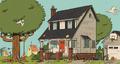 Loud House's Home