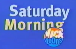 Saturday Morning Nicktoons Logo