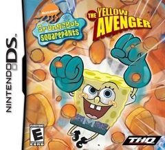 SpongeBobYellowAvengerDS
