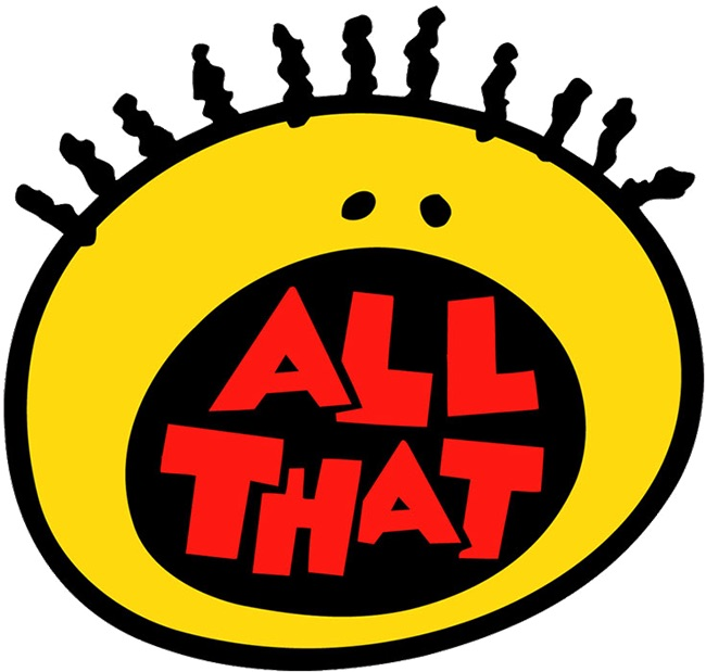 Image result for nickelodeon all that logo