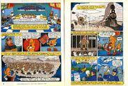 Southern Fried Fugitives NickMag comic June July 1995