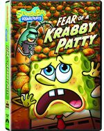 Spongebob squarepants - fear of krabby patty