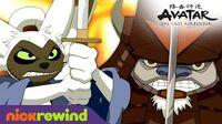 Best Battles Part 2! 💥 Avatar The Last Airbender NickRewind