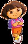 Dora in 2018