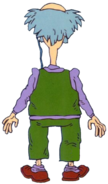 Grandpa Lou Pickles-Back