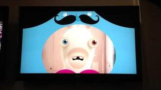 Nickelodeon Big Heads Bumper - Rabbids Invasion 2