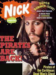 NickMag August 2006