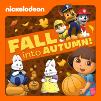 Nickelodeon - Fall Into Autumn! 2014 iTunes Cover