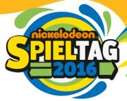Nickelodeon Spieltag 2016