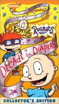 Rugrats Decade in Diapers VHS box set