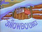 Snowbound title card