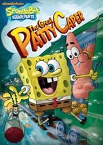 SpongeBob DVD - The Great Patty Caper