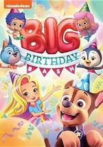Nick Jr. Big Birthday Bash DVD