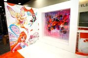 Nickelodeon at SDCC Winx Club