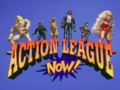 Action League Now! title card