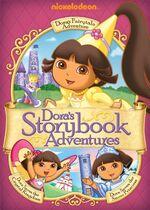 Dora the Explorer Dora's Storybook Adventures DVD