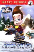 Jimmy Neutron Jimmy on Ice Book