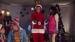Timmy as Santa
