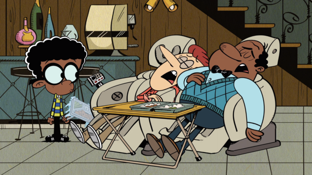 File:Howard and Harold McBride, Clyde's dads from the Loud House.png