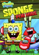 Sponge For Hire UK DVD