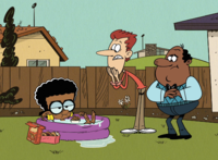 The Loud House Howard and Harold McBride Outside