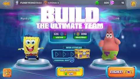 Nickelodeon Super Brawl Universe -30 Preview