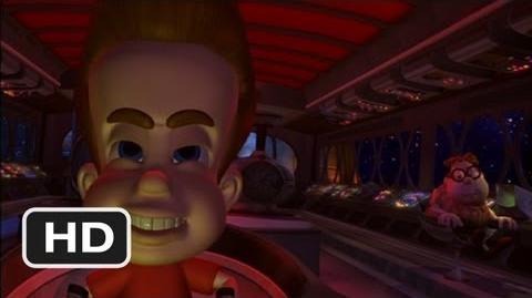Jimmy Neutron Boy Genius (8 10) Movie CLIP - Who Wants Fried Chicken? (2001) HD
