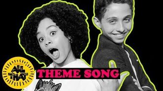 All New All That Theme Song! 🎵 ft. TLC & Kenan Thompson Nick