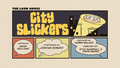 City Slickers Title