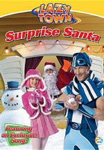 LazyTown - Surprise Santa DVD Cover