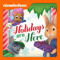 Nickelodeon - Holidays Are Here 2013 iTunes Cover