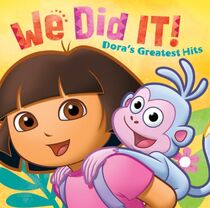 We Did It! Dora's Greatest Hits CD