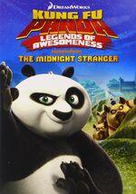KFPLOA The Midnight Stranger DVD