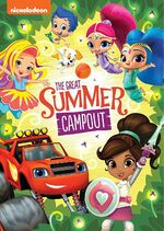 Nick Jr. The Great Summer Campout DVD
