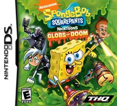 Nicktoons Globs of Doom DS