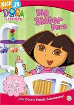 Dora the Explorer Big Sister Dora DVD