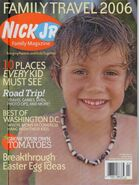 Nick Jr. Magazine April 2006
